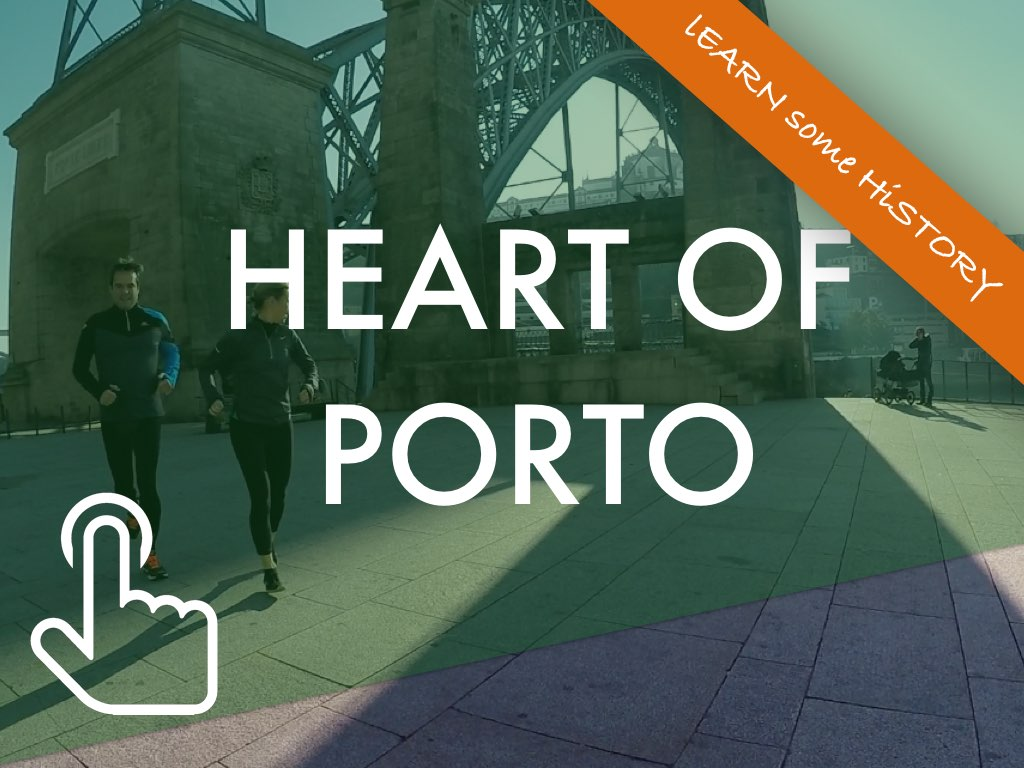 Heart of Porto Running Tour