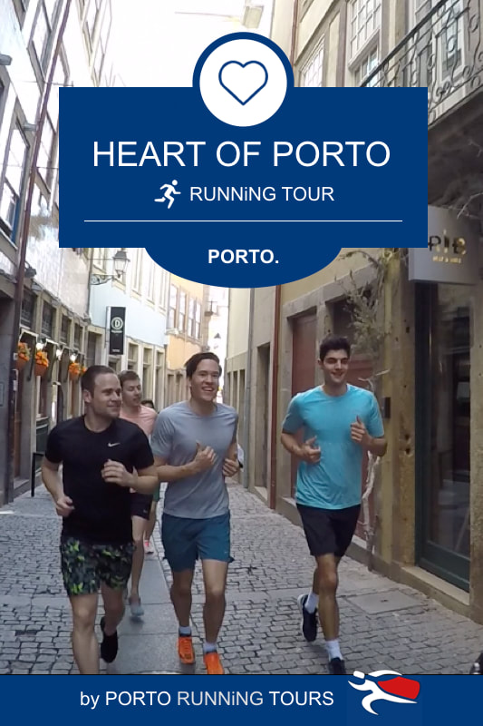 Heart of Porto running tour by Porto Running Tours